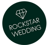 Rockstar Wedding Video Logo
